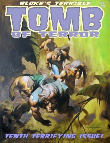 Bloke's Terrible Tomb Of Terror #10: Jason Crawley