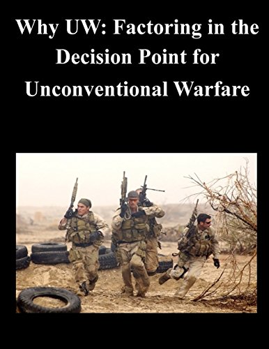 9781500578152: Why UW: Factoring in the Decision Point for Unconventional Warfare