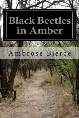 9781500583910: Black Beetles in Amber