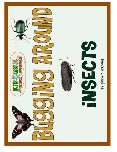9781500590659: Bugging Around: Insects