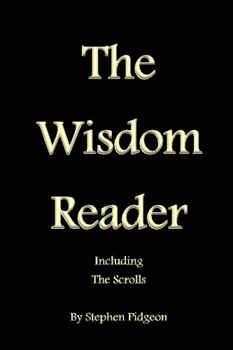 9781500595616: The Wisdom Reader: Including the Scrolls (The Bible Reader) (Volume 8)