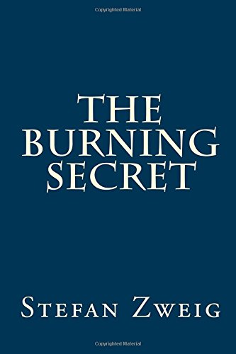 9781500596835: The Burning Secret