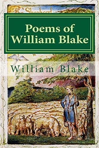 9781500597795: Poems of William Blake