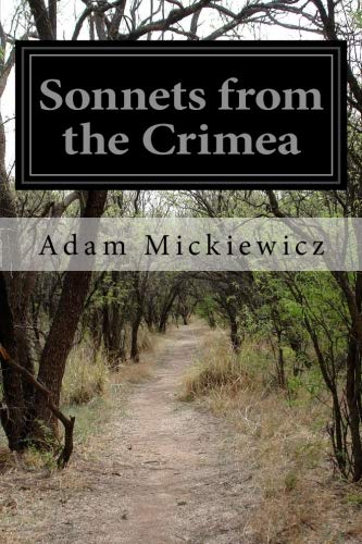 9781500605537: Sonnets from the Crimea