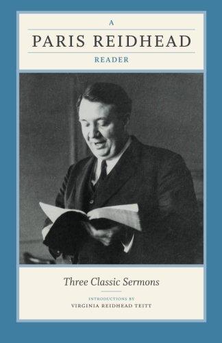 9781500605780: A Paris Reidhead Reader: Three Classic Sermons