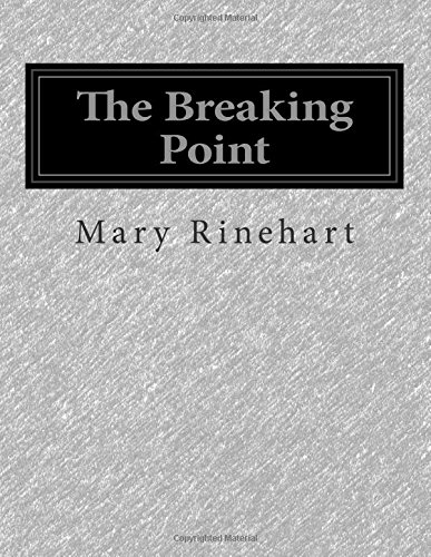 9781500612740: The Breaking Point