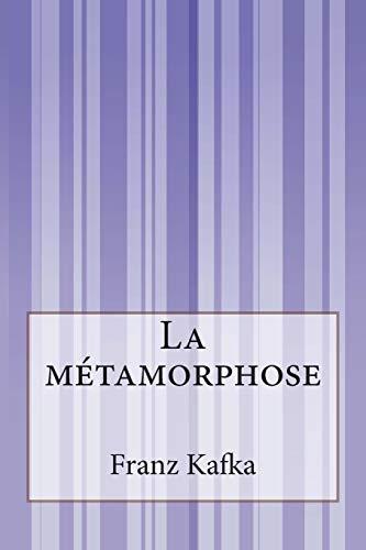 9781500613907: La métamorphose (French Edition)