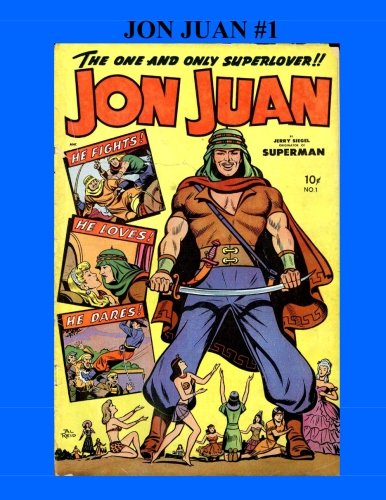 9781500616250: Jon Juan #1: The One and Only Superlover!