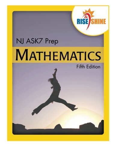 9781500623920: Rise & Shine NJ ASK7 Prep Mathematics