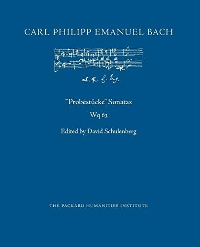 9781500633004: Probestücke Sonatas, Wq 63 (CPEB:CW Offprints) (Volume 5)