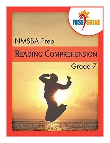 9781500635657: Rise & Shine NMSBA Prep Grade 7 Reading Comprehension