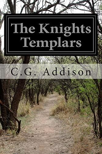 9781500636517: The Knights Templars