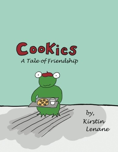 9781500636784: Cookies: A Tale of Friendship