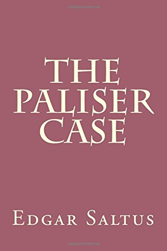 9781500646974: The Paliser case