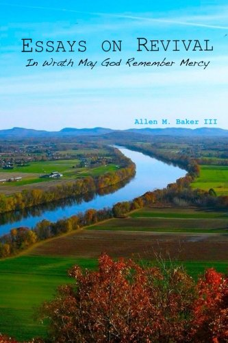 9781500648428: Essays on Revival: In Wrath May God Remember Mercy
