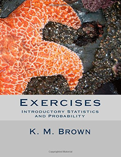 9781500648459: Exercises for Introductory Statistics and Probability