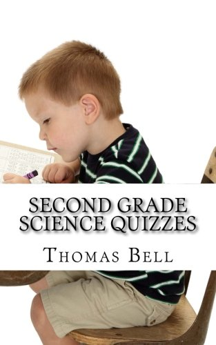9781500658946: Second Grade Science Quizzes