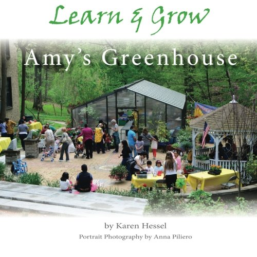 9781500659738: Amy's Greenhouse - Learn & Grow
