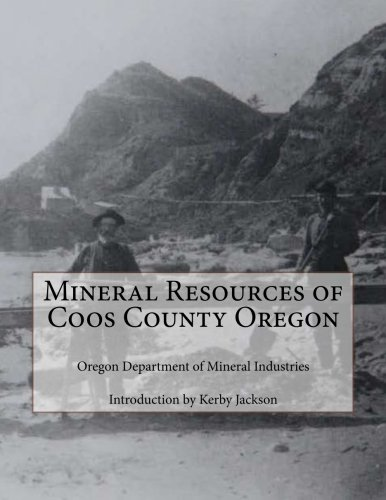 9781500661328: Mineral Resources of Coos County Oregon