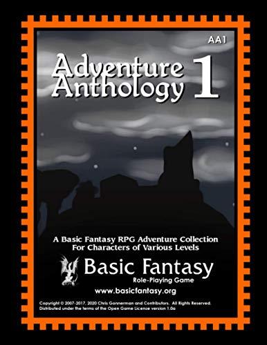 9781500668747: Adventure Anthology 1