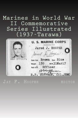 Marines in World War II Commemorative Series: Jay F. Hooper
