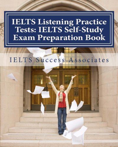 9781500670979: IELTS Listening Practice Tests - IELTS Self-Study