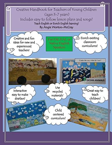 9781500671259: Creative Handbook for Teachers of Young Children