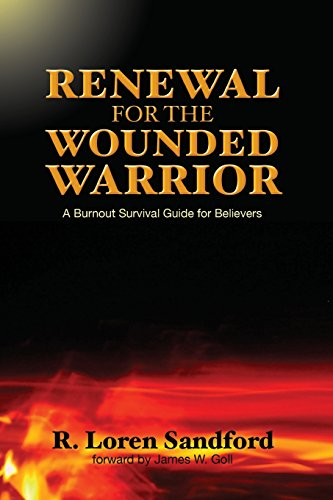 9781500674120: Renewal for the Wounded Warrior: A Burnout Survival Guide for Believers
