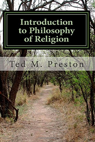 9781500682521: Introduction to Philosophy of Religion