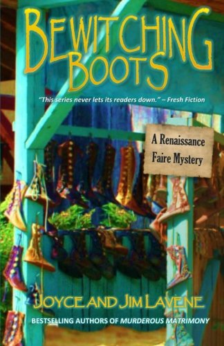 9781500683412: Bewitching Boots (Renaissance Faire Mystery) (Volume 8)