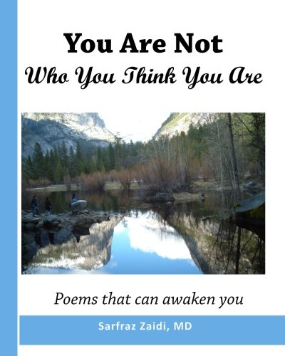 You Are Not Who You Think You Are: Poems That Can Awaken You: sarfraz zaidi MD
