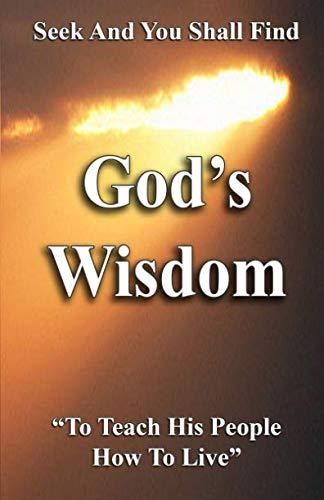 9781500697952: God's Wisdom