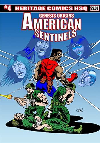 9781500702526: American Sentinels #4 (Volume 4)