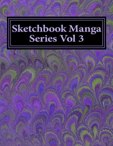 9781500710774: Sketchbook Manga Series Vol 3: Beginner Panels (Volume 3)