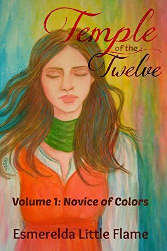 9781500710897: Temple of the Twelve (Volume 1: Novice of Colors)