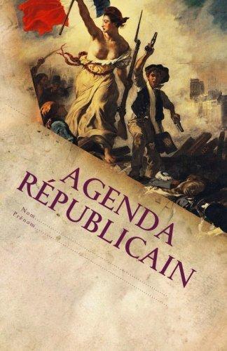 9781500713737: Agenda républicain 2014 - 2015: Journalier (French Edition)