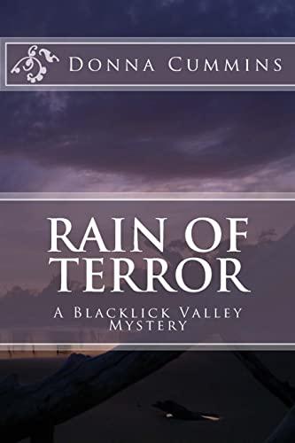 9781500717063: Rain of Terror: A Blacklick Valley Mystery
