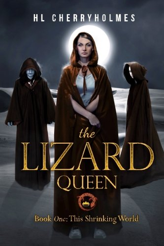 9781500727840: The Lizard Queen Book One: This Shrinking World