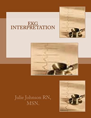 9781500736286: EKG Interpretation