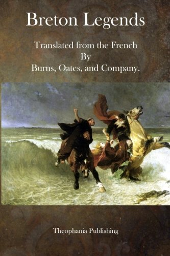 9781500747862: Breton Legends