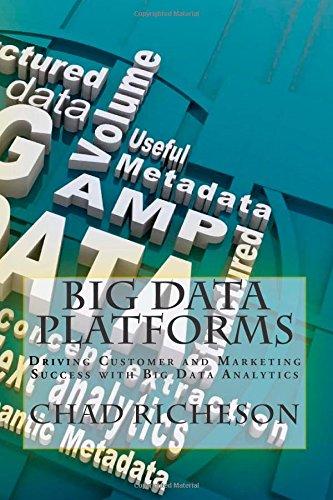 9781500748050: Big Data Platforms: Driving Customer and Marketing Success with Big Data Analytics