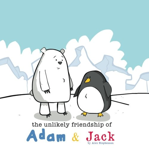 9781500751708: The Unlikely Friendship of Adam and Jack