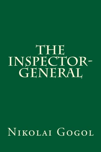 9781500753054: The Inspector-General
