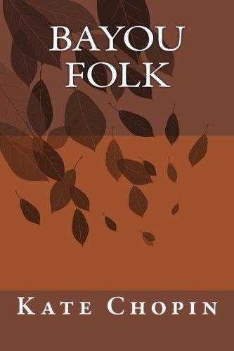 9781500754761: Bayou Folk