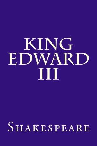 9781500760656: King Edward III