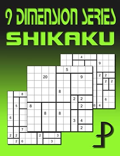 9781500761257: 9 Dimension Series: Shikaku (Volume 20)