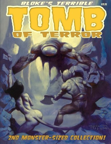 9781500767310: Tomb Of Terror: 200+ pages of the best New Horror from TOMB Magazine!
