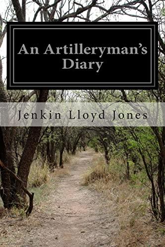 9781500768669: An Artilleryman's Diary