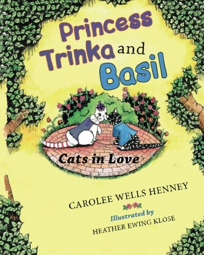 9781500772109: Princess Trinka and Basil: Cats in Love