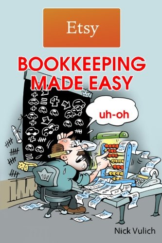 9781500773748: Etsy Bookkeeping Made Easy